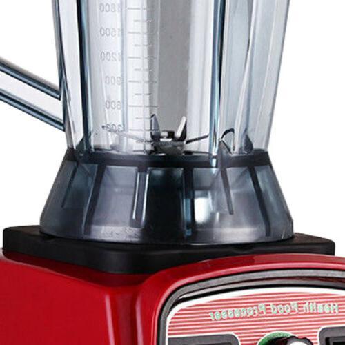 2800W Juice Juicer Food Processor Mixer