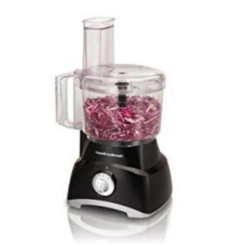 Hamilton Food Processor, Slicer & Vegetable Chopper 8 Cups