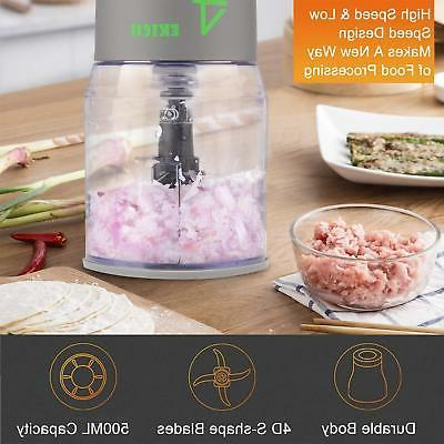 Ekich Food with 400-Watt, Smart Kitchen