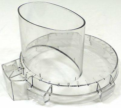 Cuisinart Food Processor Work Bowl for Tritan DLC-10,