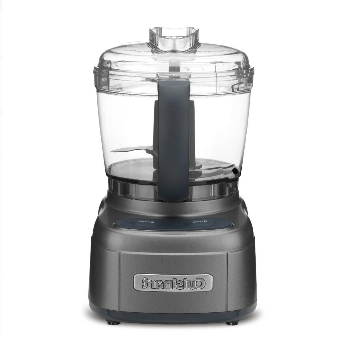 Cuisinart Food Processors Elemental 4-Cup Chopper