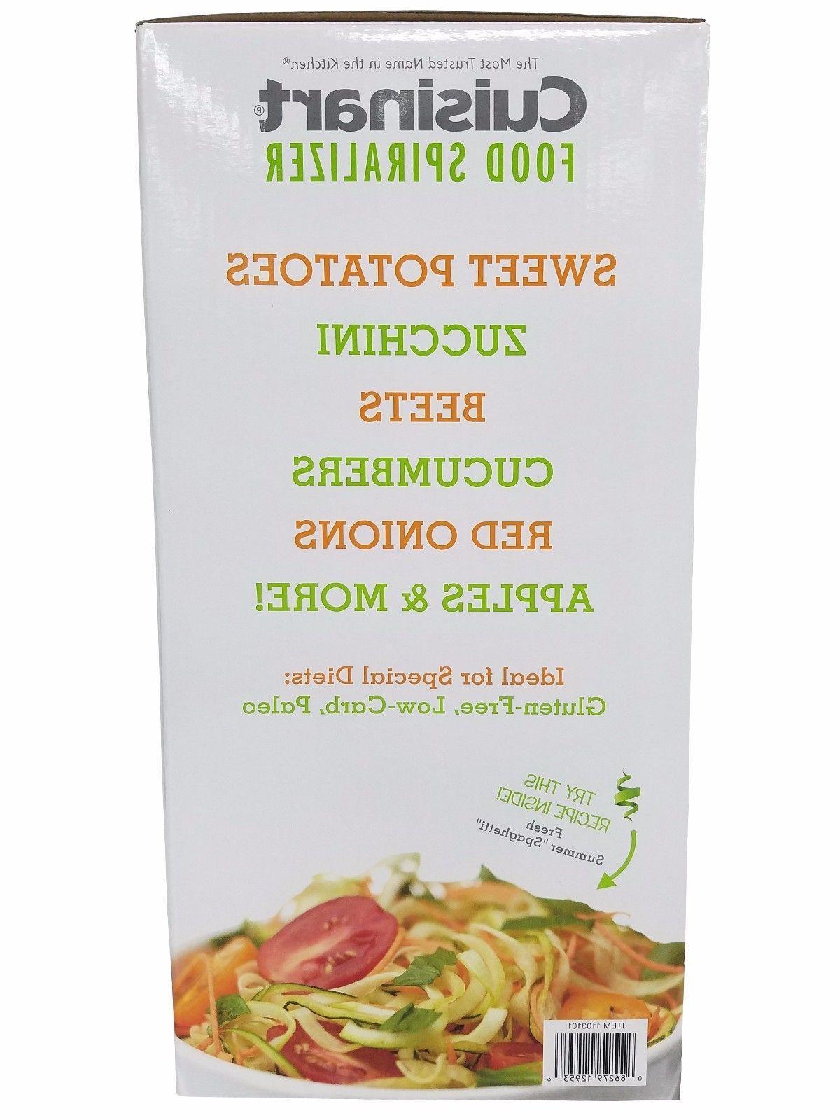 Cuisinart Food 3 Cutting Free Safe