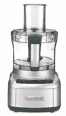 Cuisinart FP-8SV Elemental 8 Cup Food Processor - Silver