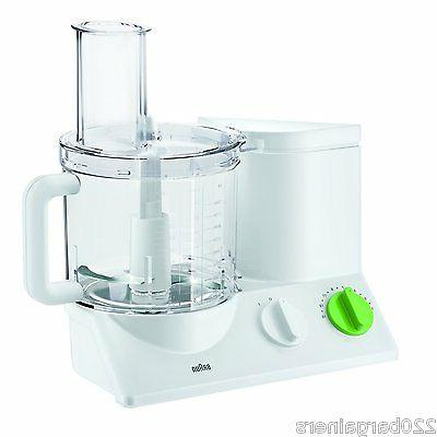 Braun FP3020 Food With Attachments for