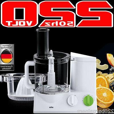 fp3020 220 volt food processor with 5