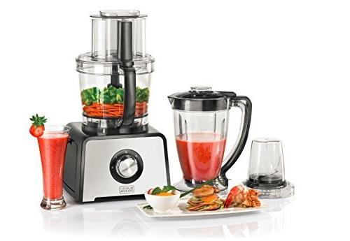 fx810 stainless steel food processor