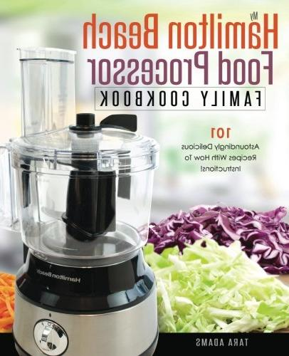 hamilton beach food processor family cookbook 101 astounding