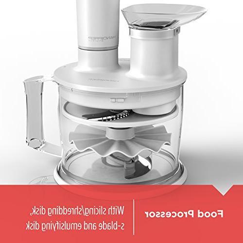 BLACK+DECKER 6-in-1 Universal Kitchen Tool, HB5500W