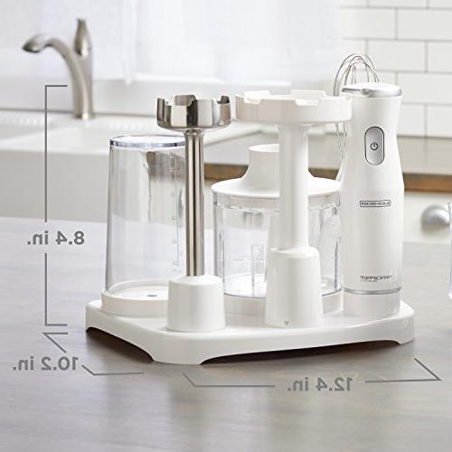 BLACK+DECKER Handiprep Universal Kitchen Tool, HB5500W