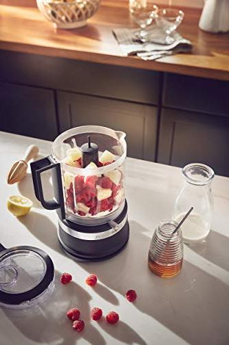 KitchenAid 5 Cup Whisking Black