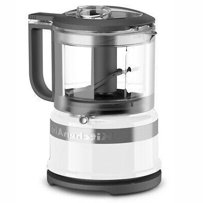 kfc3516wh 3 5 cup mini food processor