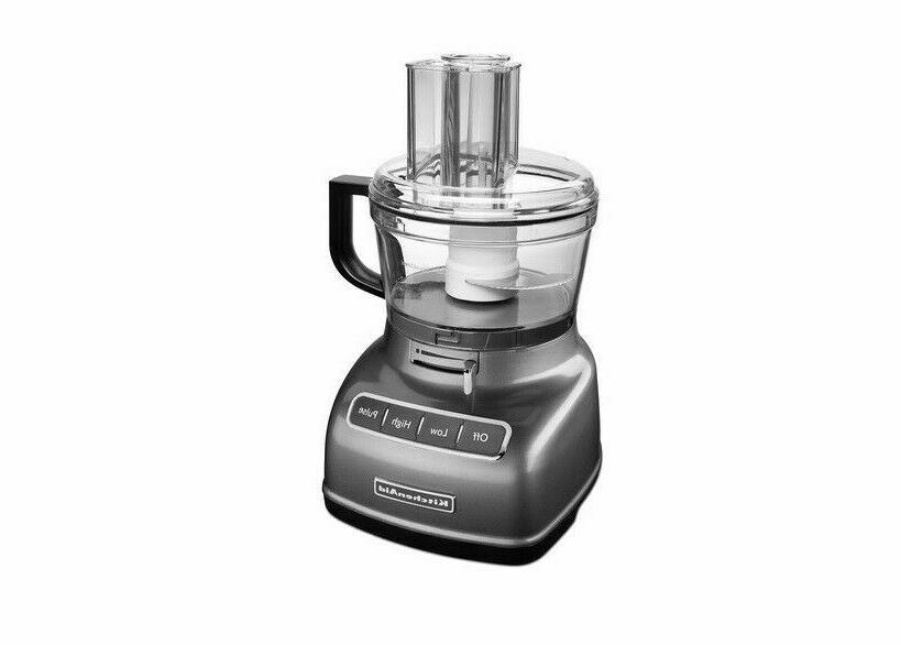 kfp0722qg exactslice 7 cup food processor liquid