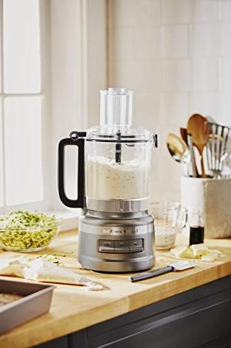 KitchenAid 9 Plus Silver