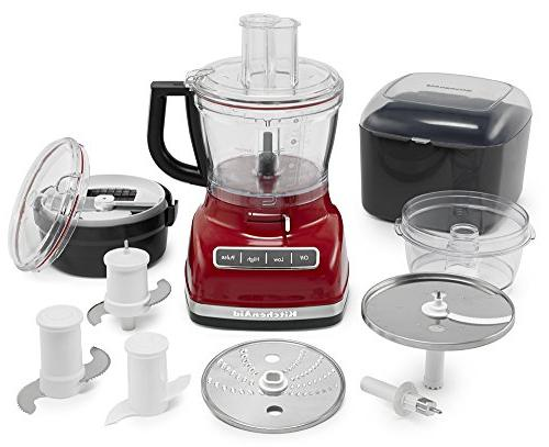 KitchenAid 14-Cup Food Processor with System - Empire