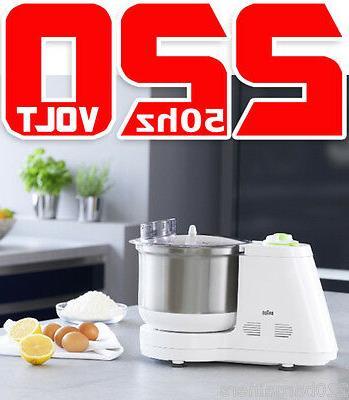 km3050 220 volt food processor kitchen machine