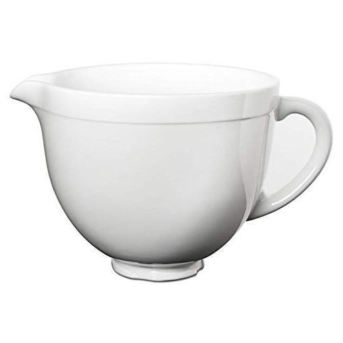 ksmcb5lw tilt head ceramic bowl