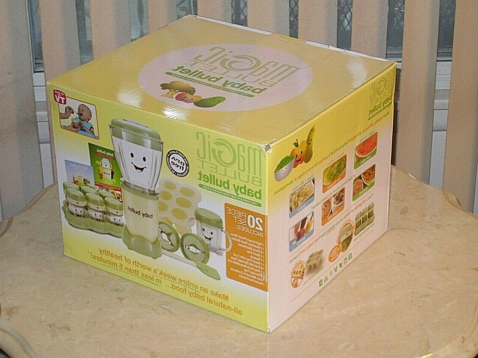 Magic Baby Baby Care System Incl. Cookbook