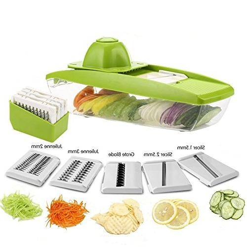 mandoline vegetable slicer cutter food