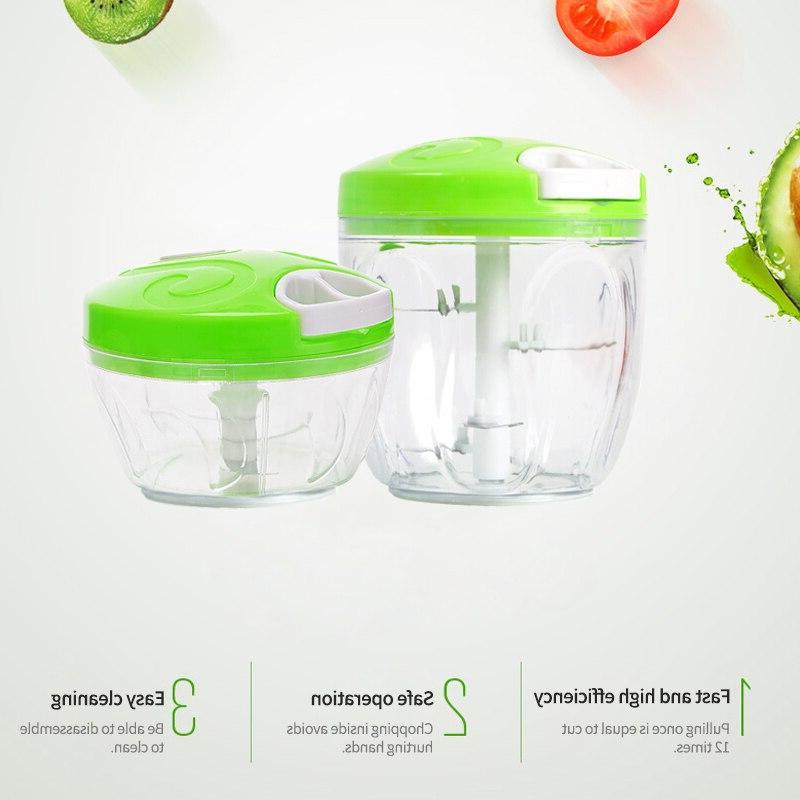 TINTON LIFE <font><b>Processor</b></font> Chopper Blender Safe Durable Kitchen Household