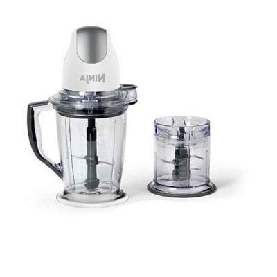 Ninja Master Prep 400W Blender & Food Processor & 101 Drink