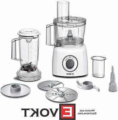 mcm3200w multitalented 3 compact food processor white