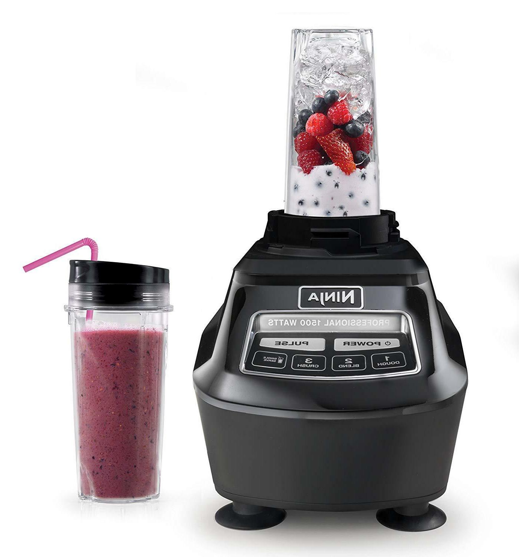 Ninja Mega Kitchen System BL770 Blender / Food Processor with 1500W of Power