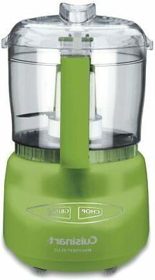 Cuisinart Mini-Prep Plus 3-Cup Food Processor LIME GREEN! DL
