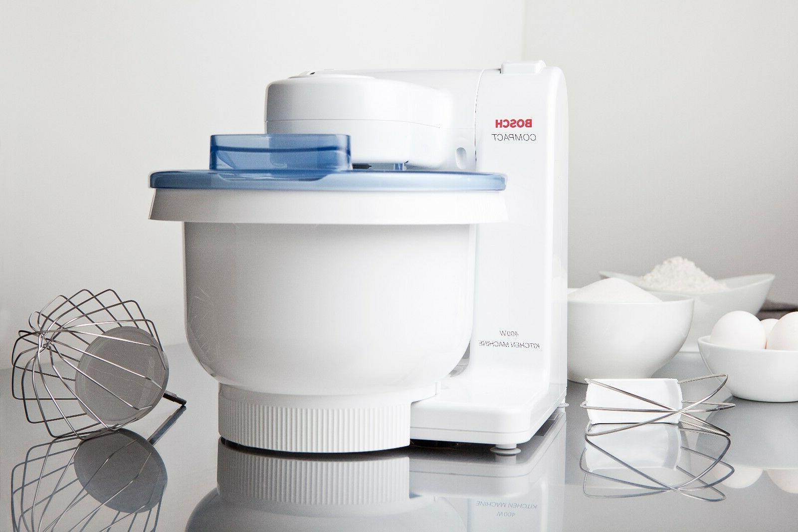 Bosch Compact Mixer Pouring
