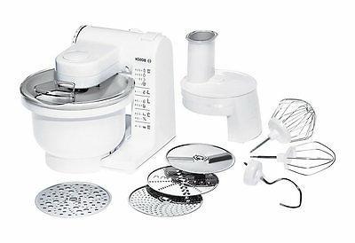 Bosch processor kitchen multifunction white