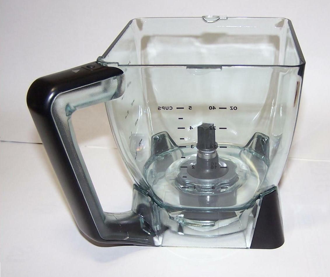 new 40 oz 5 cup food processor