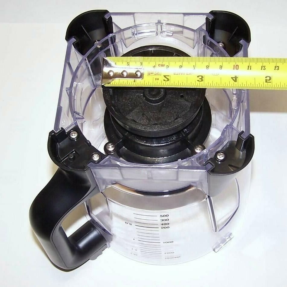 New 64 Food Processor blade 1200 watt