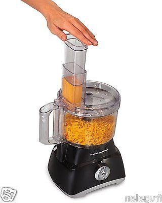 NEW Beach 8 Cup Processor Shred Slice Blender