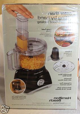 NEW Beach 8 Shred Slice Grate Blender
