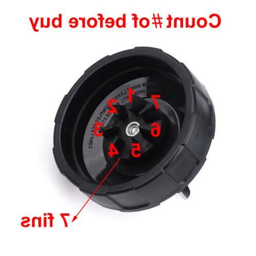 New Blade Nutri Ninja BL450 BL451 BL482-70 1000w Auto-iQ