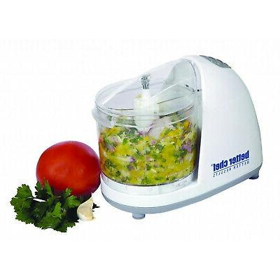 New Better Chef Compact Chopper