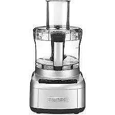 NEW HOT Cuisinart FP-8SV Elemental 8 Cup Food Processor, Sil
