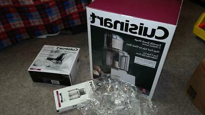 new in box 11 cup food processor