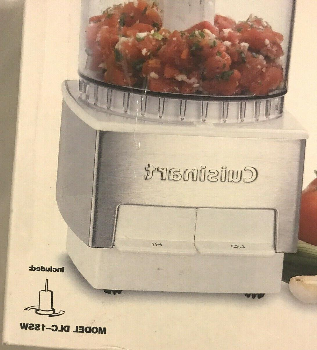 New Box - Cuisinart Food -