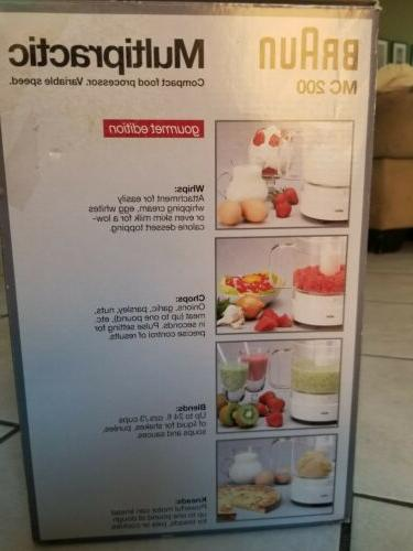 New MC200 Electronic Food in Germany