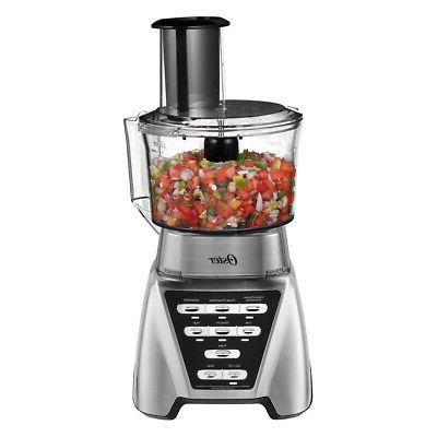 NEW Oster Plus Food Processor Attachment Nickel