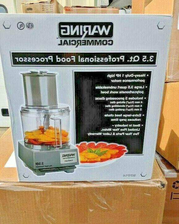 new wfp14 commercial food processor 3 5