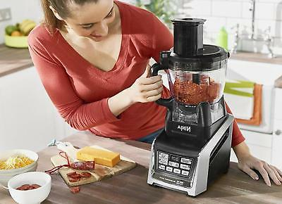Ninja 1500W Food Processor With Nutri And Chute Personal