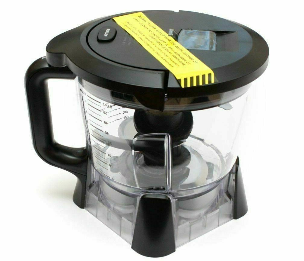 ninja blender 64oz food processor bowl attachment