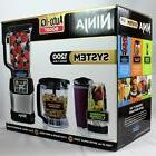 Ninja Blender and Food Processor System with 1200-Watt Auto-