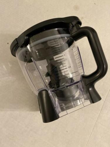 Nutri Auto-IQ food Processor Pitcher From BL682 Ounce