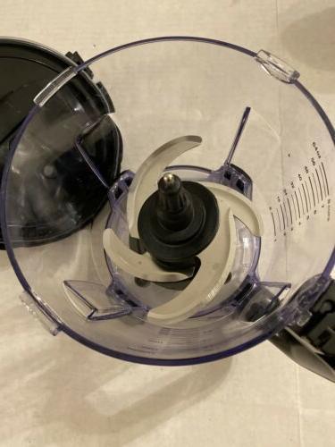 Nutri Ninja Auto-IQ food Processor BL682 Ounce