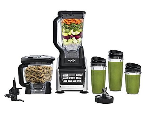 Nutri Ninja Blender Duo with for Nutrient Vitamin Extraction
