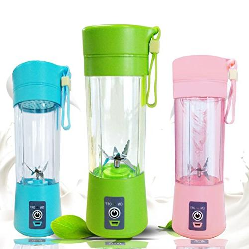 personal blender usb rechargeable power