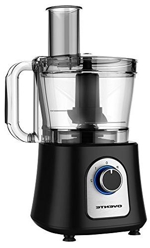 Ovente PF7007B Deluxe Cup with Blender, Chopper Citrus