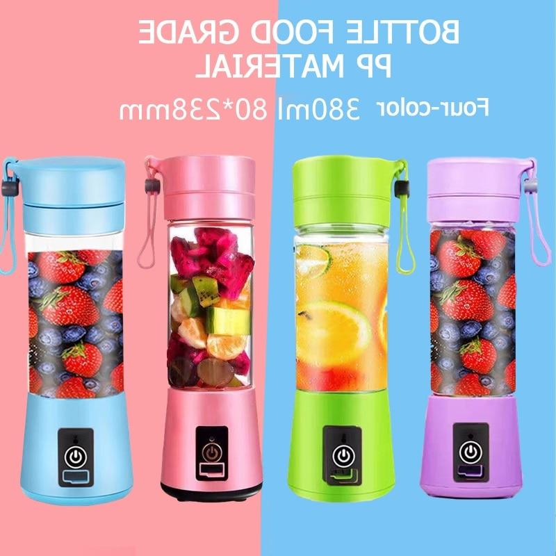 electric juicer smoothie blender <font><b>mini</b></font> <font><b>food</b></font> personal juice blenders